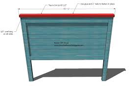 download wood working pattern for queen size headboard bunk bed