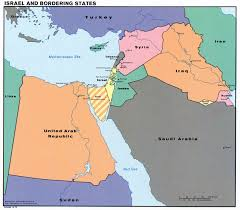 Map Of Asia Countries by Maps Of Israel Detailed Map Of Israel In English Tourist Map