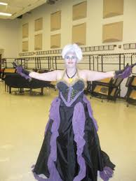 Ursula Costume Attempted Ursula Costume By Laurenmissing On Deviantart