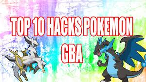 meu 10 melhores hacks gba pokemon saves