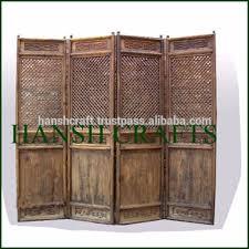 antique wooden room divider screens buy carved wood room divider