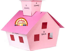 gingerbread house dough recipe and baking instructions
