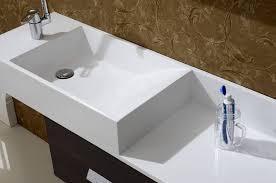 designer bathroom sink other bathroom sink styles small space vanity narrow vanity for