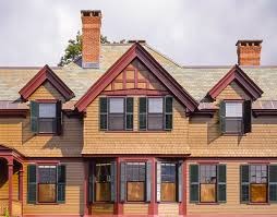 a study in siding fine homebuilding