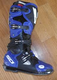 sidi crossfire motocross boots thoughts from arealdeal sidi crossfire srs motorcycle boots review