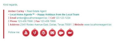 christmas email signature template email signature rescue in