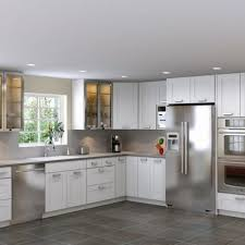 Stainless Steel Kitchen Cabinets Ikea Wall Mount Range Hood Yellow - Stainless steel kitchen cabinets ikea