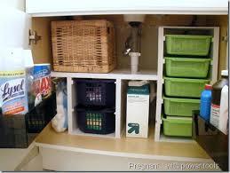 bathroom cabinet organization ideas sink cabinet organizer cabinet storage solutions storage