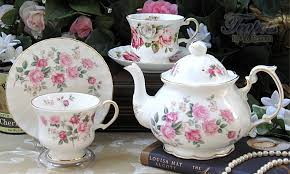 vintage tea set heirloom vintage 1940 bone china starter tea set china tea sets