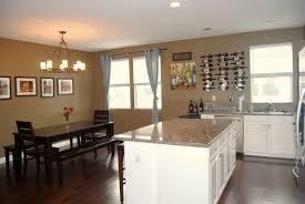 Best Open Floor Plan Home Designs Open Kitchen Dining Room Floor Plans
