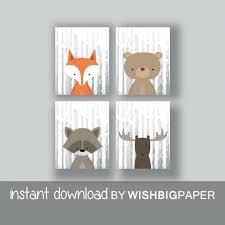 wall ideas animal wall decor for nursery safari animal metal