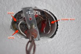 how to replace install a light fixture the art of manliness