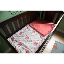 south shore owls 3 piece crib bed set and owl shaped decorative