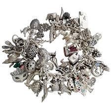 birthday charm bracelet best 25 silver charm bracelet ideas on charm braclets