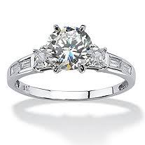 cubic zirconia engagement rings white gold engagement rings silver engagement rings cubic zirconia