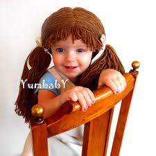 Cabbage Patch Doll Halloween Costume Shop Cabbage Patch Wig Wanelo