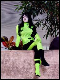 shego on the fountains by k chan323 on deviantart