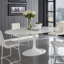 Tulip Side Table by Dining Tables 5pc Faux Marble Dining Table Set Saarinen Tulip