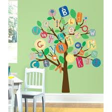 baby disney wall decals disney baby king pooh wall decals toys r alphabet tree giant wall mural decals abc trees stickers new baby nursery decor disney cars room