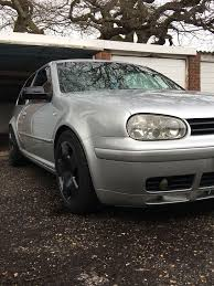 fast volkswagen cars vw golf gttdi pd150 project spares or repairs track car fast