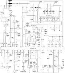 nissan truck wiring diagram nissan wiring diagrams instruction