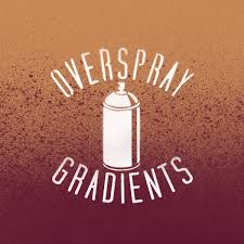 Photoshop Spray Paint - overspray gradients thevectorlab