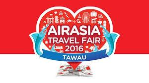 airasia travel fair airasia travel fair tawau at eastern plaza tawau kota belud