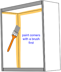 How To Do Kitchen Cabinets Yourself How To Paint Kitchen Cabinets And Doors Do It Yourself Help Com