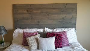 Rustic King Headboard Amazon Com Custom Made Rustic Wood Plank Headboard King Handmade