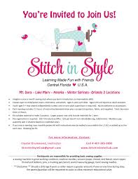 Make Up Classes In Orlando Central Florida Sewing Classes Mycentralfloridafamily Com
