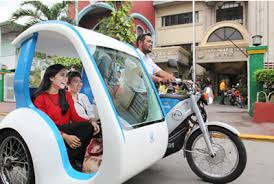 philippine tricycle png gms fujitsu bringing electric 3 wheeled taxis to the philippines