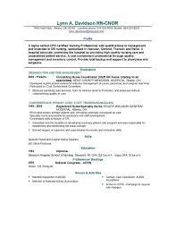 nursing resume with experience sle resume nursing musiccityspiritsandcocktail com