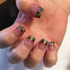 24 cool nail designs for acrylic nails cool easy nail designs for