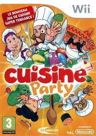 jeux dans la cuisine cuisine sur wii jeuxvideo com