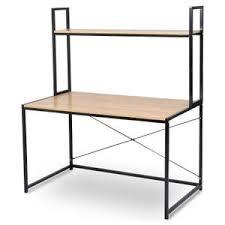 bureau etagere pas cher meubles bureau noir achat vente meubles bureau noir pas cher