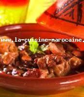 cuisine marocaine tajine agneau tajine agneau amandes et raisins secs recettes de tajines