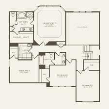 Quad Level House Plans Castleton At The Trails Of Silver Glen In South Elgin Illinois