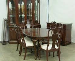 Dining Room Sets Ethan Allen Ethan Allen Dining Room Sets Used 16489 Set Thesoundlapse