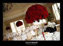 Red Wedding Decorations Wedding Red Decoration Ideas