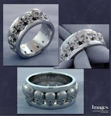 skull wedding bands skull wedding rings for men 9 stunning skull wedding bands for