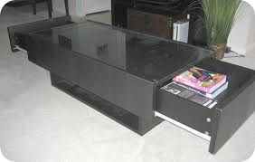 Living Room Table With Drawers Ikea Coffee Table Glass Top With Storage Best Gallery Of Tables