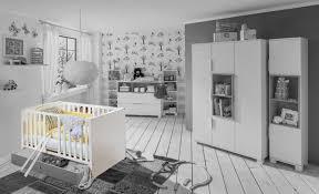 chambre bébé et gris lit bebe joris chambre bebe blanc gris