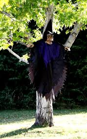 57 witch outdoor decorations 18 12 foot tall air witch halloween