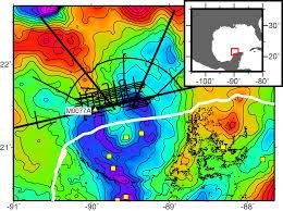 Eso Maps Iodp Eso U2022 Proc Iodp Expedition 364 Chicxulub Drilling The K