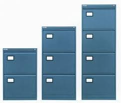 classeur metallique bureau armoire classeur métallique colorée à tiroirs alvan
