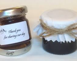 jam wedding favors jam wedding favors etsy