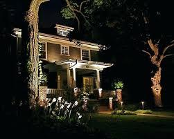 Led Vs Low Voltage Landscape Lighting Best Led Landscape Lighting Led Landscape Lighting Remarkable