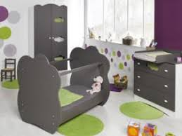 chambre bébé lit plexiglas lit bébé à barreaux ou plexiglas par chambrekids