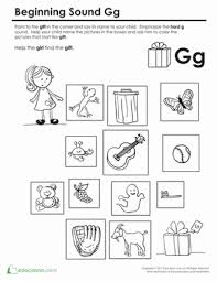 beginning sounds coloring sounds like gift preschool phonics