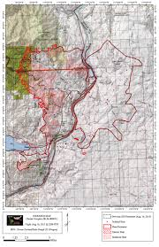 Wildfire Map August 2015 by Five Fires In Chelan Washington Area Evacuations Ordered